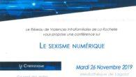 Dans le cadre de la journée internationale pour l'élimination de la violence à l'égard des femmes, le réseau de lutte contre les violences intrafamiliales de La Rochelle propose une conférence […]