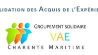 Si vous souhaitez vous renseigner sur les validations d'acquis de l'expérience, le Groupement solidaire organise plusieurs réunions collectives en 2020, à La Rochelle. vendredi 7 février lundi 9 mars vendredi […]