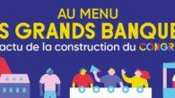 Buffet & Banquets : la grande bouffe ! Malgré l'annulation du Banquet des idées de Pau en novembre, l'équipe nationale Congrès s'est remobilisée pour construire deux projets en 2021: le […]